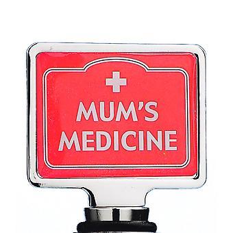 Novelty Wine Stopper - Mum's Medicine - Gift Item