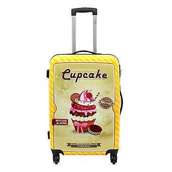 F23 Voyage Cupcake Trolley M, 4 wielen, 66 cm, 68 L