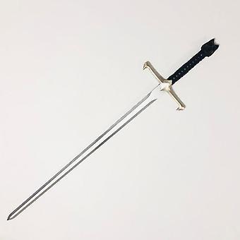 Peli valtaistuinten elokuva miekka 1:1 pu ase cosplay prop rooli 87cm