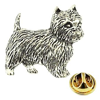 Ties Planet West Highland White Terrier Westie Perro Pewter Lapel Pin Insignia