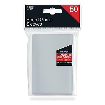 European Standard Boardgame Hylsor 59mm x 92mm 50 Ct (Förpackning med 12)