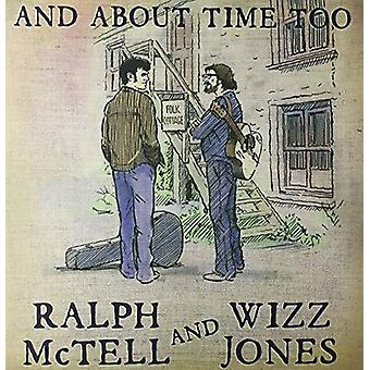 & About Time Too [Vinyl] USA import