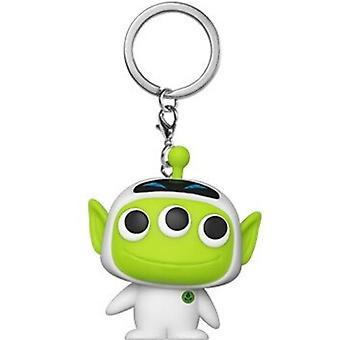 Pixar Alien Remix - Eve USA import