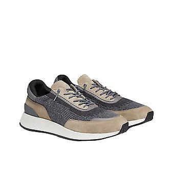 Z Zegna Lace Up Trainers