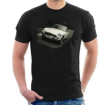 MG On The Road British Motor Heritage Men's T-Shirt
