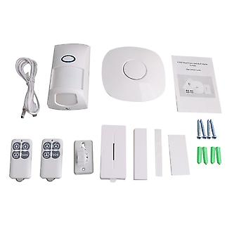 CM9-1 Home Wireless Smart Voice Infrared Detectors Sistema de Alarma de Seguridad