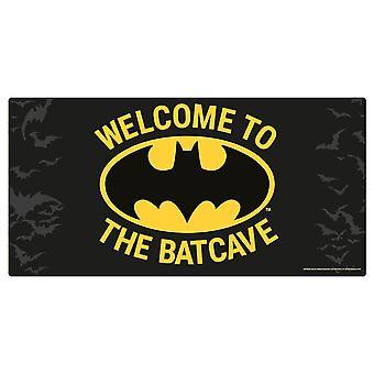 Batman Metal Plaque