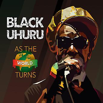 Black Uhuru - As the World Turns [CD] USA import