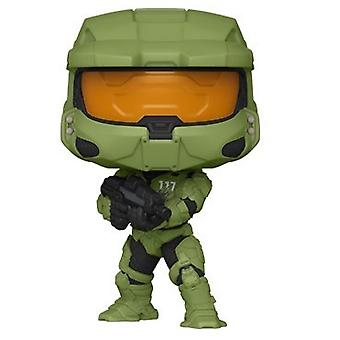 Halo Infinite Master Chief with MA40 Assault Rifle Funko Pop! Figure