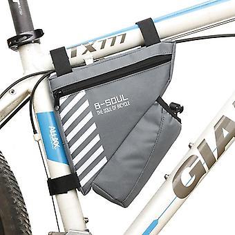 防水バイク/自転車トライアングルバッグ
