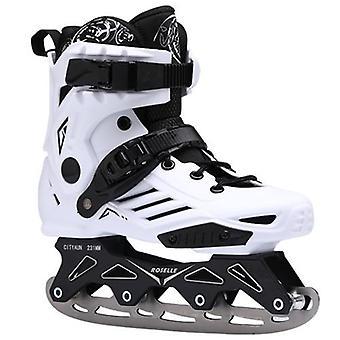 مضمنة سرعة التزلج على الجليد، الهوكي رولر بكرات بكرات / رجال