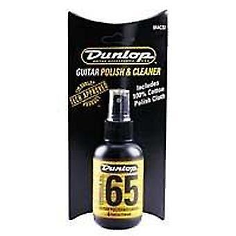 Jim dunlop formula 65 with cloth