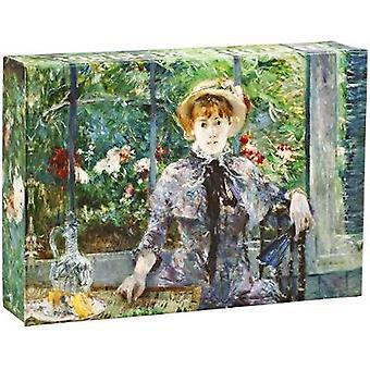 Notecards  Berthe Morisot Fliptop Notecard Box