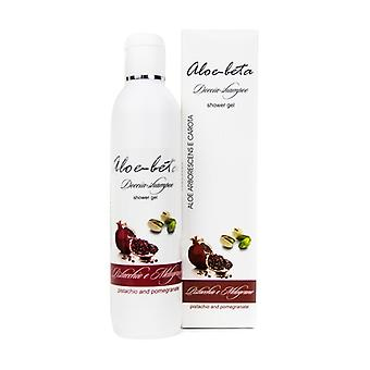 Pistachio and Pomegranate Shower Shampoo 250 ml