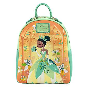 Disney Mini Backpack Princess And The Frog Tiana new Official Loungefly