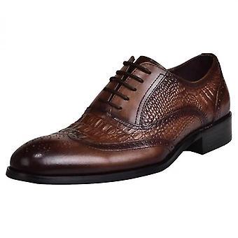 Bărbați moda formale Rochie casual pantofi din piele