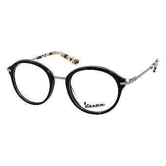 Ladies'Spectacle frame Vespa VP2101-C01 Black (Ø 48 mm)