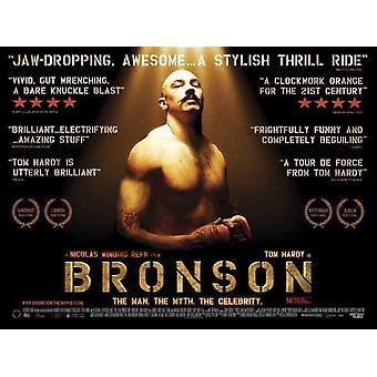 Bronson Movie Poster (11 x 17)