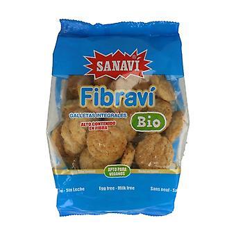 Organic Coconut and Vanilla Fibravi Cookies 300 g