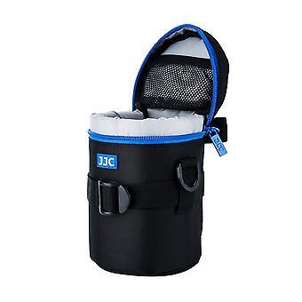Profoto.trend/jjc dlp-2ii water resistant deluxe lens pouch with shoulder strap fits lens diameter a