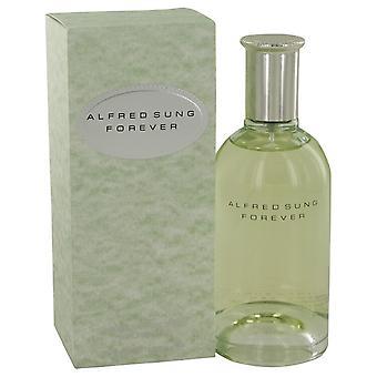 FOREVER by Alfred Sung Eau De Parfum Spray 4.2 oz / 125 ml (Women)