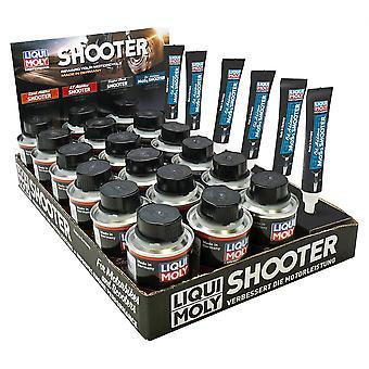 Liqui Moly Mixed Tray Shooter Pack - 6x Speed 6x 4T 6x Flush 6x MOS2 - #20406