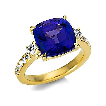 Luna Creation Promessa Ring Color Stone 1T640G854-1 - Ring width: 54