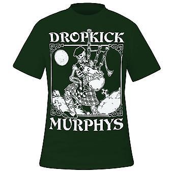 DROPKICK MURPHYS Skelly Piper T-shirt