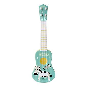 Lasten kitara soittimet lelu soittaa pelimusiikkia
