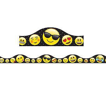 Big Magnetic Magi-Strips, Emojis, 12'