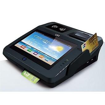 Android All In One Pos Terminal With Emv Support Magcard/ic Card Consumer