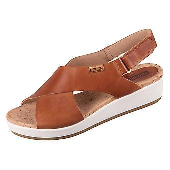 Pikolinos Mykonos W1G0757C2brandy chaussures pour femmes universelles
