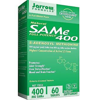 Jarrow Formulas SAMe 400 Tabs 60