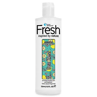 Groom Professional Fresh Sea Zest Szampon dla zdrowej skóry