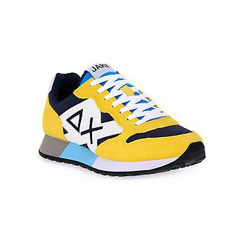 Sun68 0723 jaki party time blue sneakers fashion