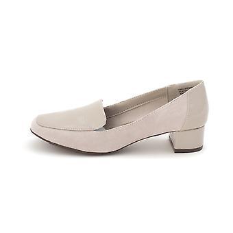 Karen Scott Womens Flura tela cerrada dedo del pie zapatos