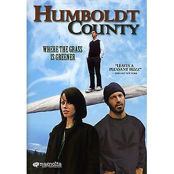 Humboldt County [DVD] USA import