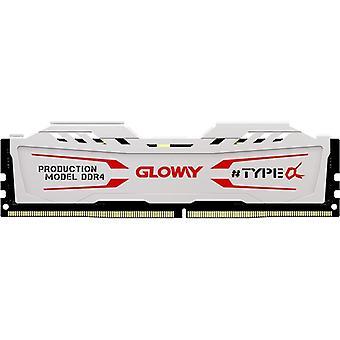 Gloway Tyyppi A Sarja Valkoinen Heatsink Ram Ddr4 8Gb 16Gb 2400mhz Työpöydälle