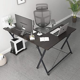 Wokex Computertisch Eckschreibtisch in L-Form, groer Winkelschreibtisch PC Tisch Brotisch Ecktisch