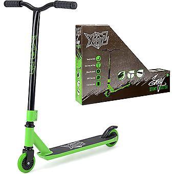 Xootz Kids Complete Stunt Scooter Envie Noir/Vert