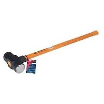 Spear and Jackson DSH224FG/Insulated 14lb Insulated Sledge Hammer