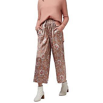 Louche Gatley Wildrose Drawstring Trouser Pink-12