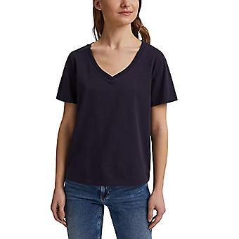 edc by Esprit 031CC1K324 T-Shirt, 400/Navy, L Donna