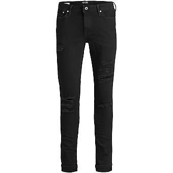 Jack and Jones Mens LIAM JJO 502 Skinny Jeans Denim Trousers Pants Bottoms