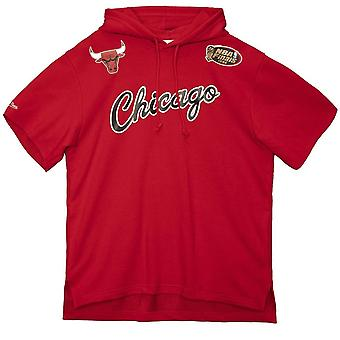 Mitchell &Ness Gameday SS FT Nba Chicago Bulls HDSSAJ19074CBUSCAR universell hele året menn sweatshirts