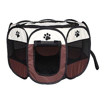 便携式宠物折叠狗屋室内帐篷