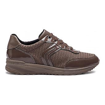 Casual Trainers Dames AIRELL Geox D842SA 0AS66 Bruin