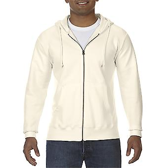 Comfort Colors Unisex Adults Full Zip Hooded Sweatshirt