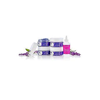 Morgan Taylor Bare Luxury Calm Hands Feet Treatment Intro Kit Lavender & Sage