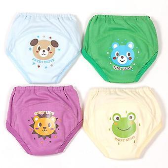 Детские трусики Многоразовые моющиеся хлопковые подгузники